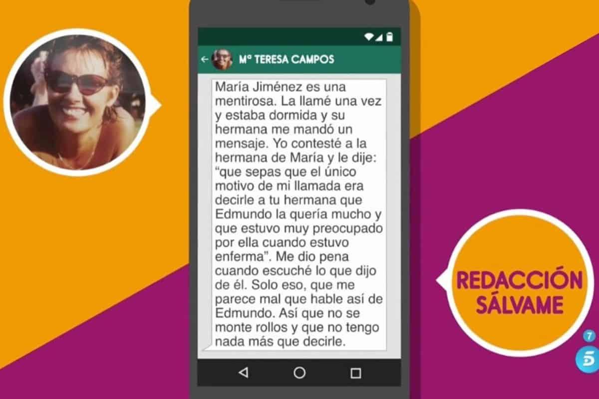 MAría Teresa Campos 1