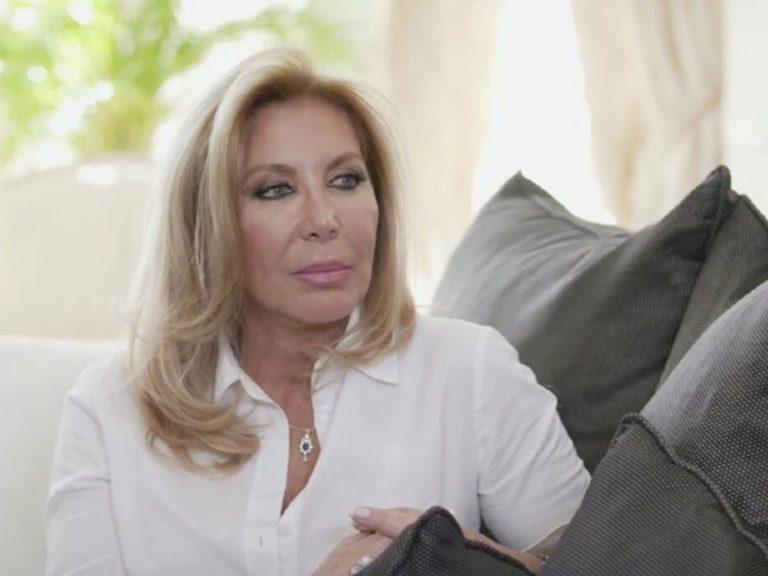 Las lágrimas de Norma Duval al recordar la muerte de su hermana Carla