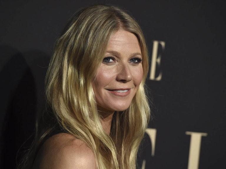 Gwyneth Paltrow reconoce que estaba drogada cuando creó la vela que huele a su vagina