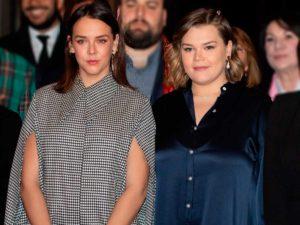 Pauline y Camille, las hijas de Estefanía de Mónaco, o cuando las comparaciones son odiosas