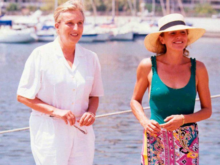 La desconocida relación de la baronesa Thyssen con la Infanta Pilar, hermana del Rey Juan Carlos