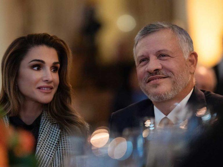 La tierna felicitación de Rania de Jordania en el cumpleaños de su marido