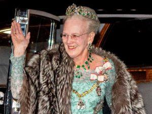 Los fastos del 80 cumpleaños de Margarita de Dinamarca: ¿quién dijo austeridad?