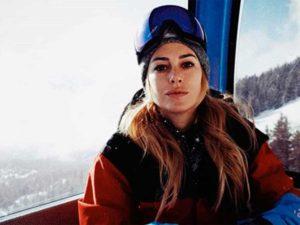Blanca Suárez disfruta de la nieve en las pistas de nieve de Suiza, ¿sola?