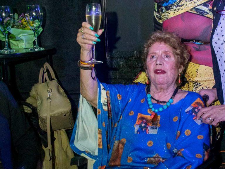 María Jiménez celebra su cumpleaños con un fiestón tras su año más delicado