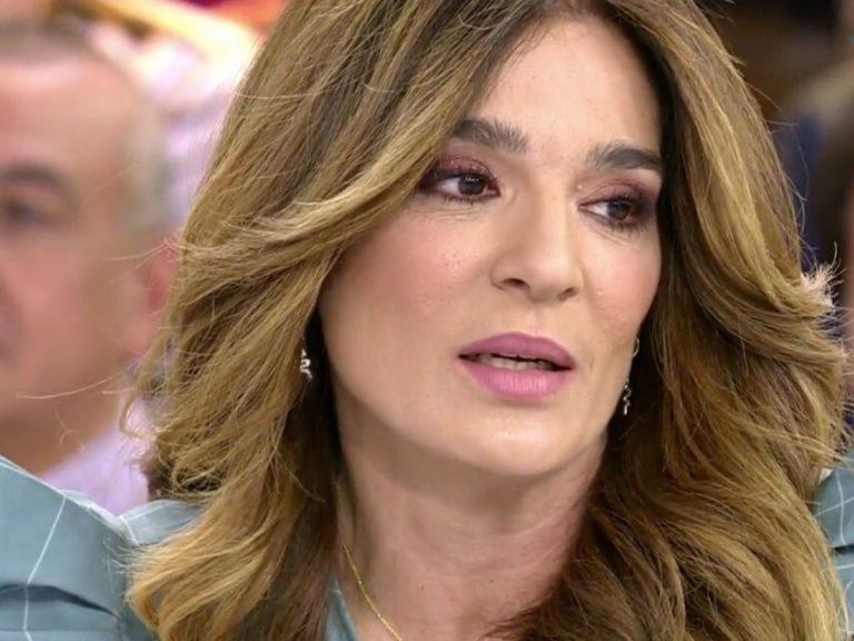 Raquel Bollo, indignada tras la traición de un compañero de 'Sálvame'