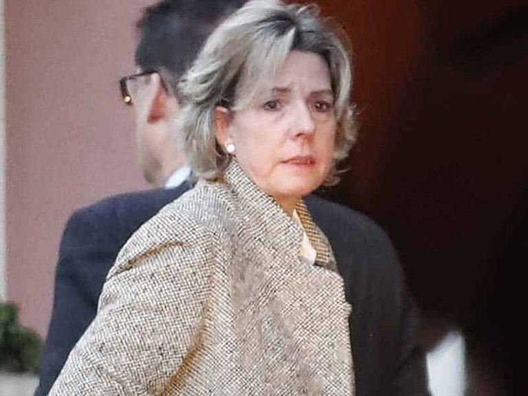 Simoneta Gómez-Acebo, ingresada en un hospital