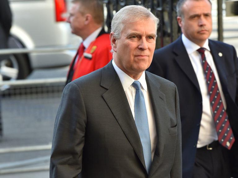 El príncipe Andrés envuelto en un nuevo escándalo sexual