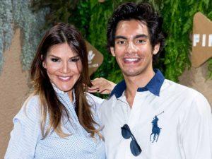Alejandro, el hijo de Ivonne Reyes y Pepe Navarro, noveno concursante de 'Supervivientes'