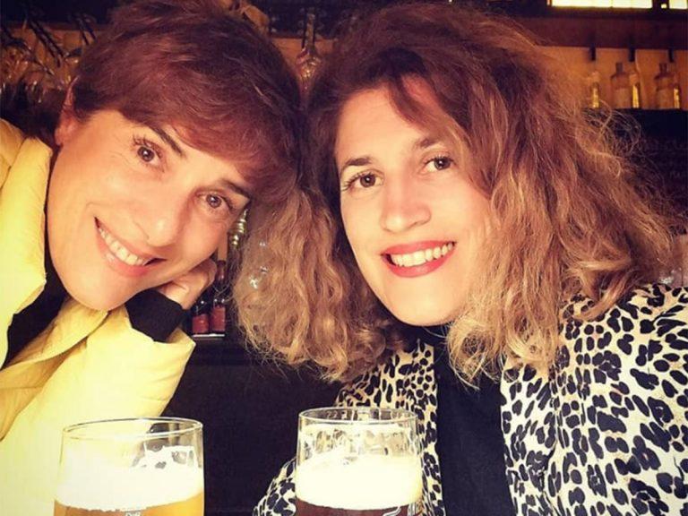 Anabel Alonso da detalles sobre cómo ha sido su boda secreta con Heidi Steinhardt