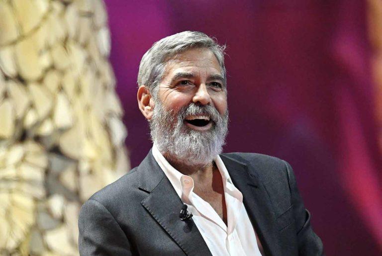 George Clooney ya está en La Palma, donde rodará su nueva película