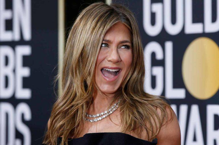 Jennifer Aniston celebra sus 51 años con una gran fiesta