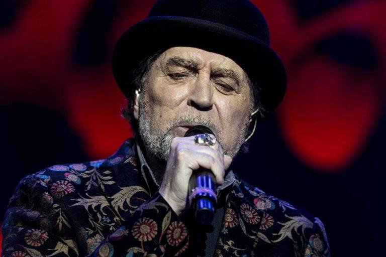 El aparatoso accidente de Joaquín Sabina: se cae en pleno concierto