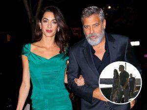Así es el hotel en el que se alojan George Clooney su familia en La Palma