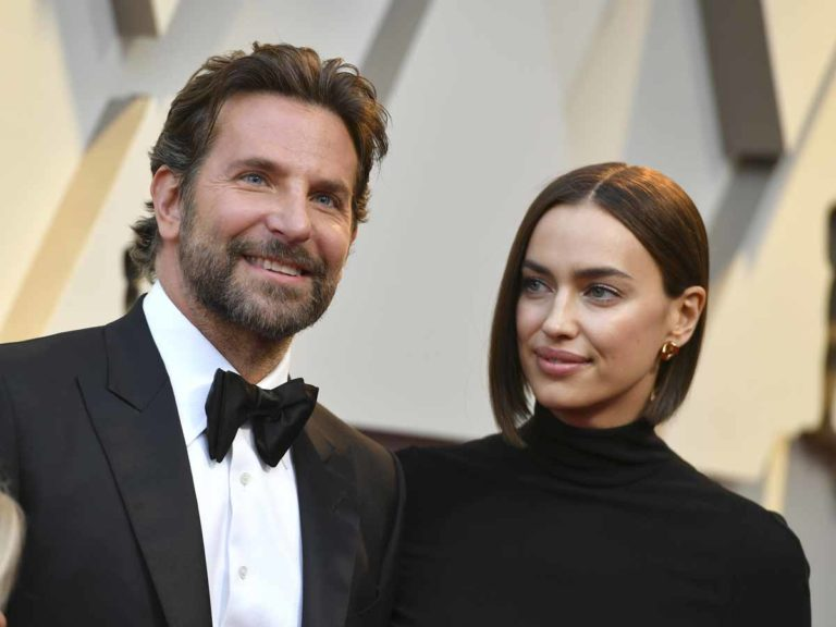 Fotos del día: La imagen que nadie esperaba ver de Irina Shayk y Bradley Cooper tras su ruptura