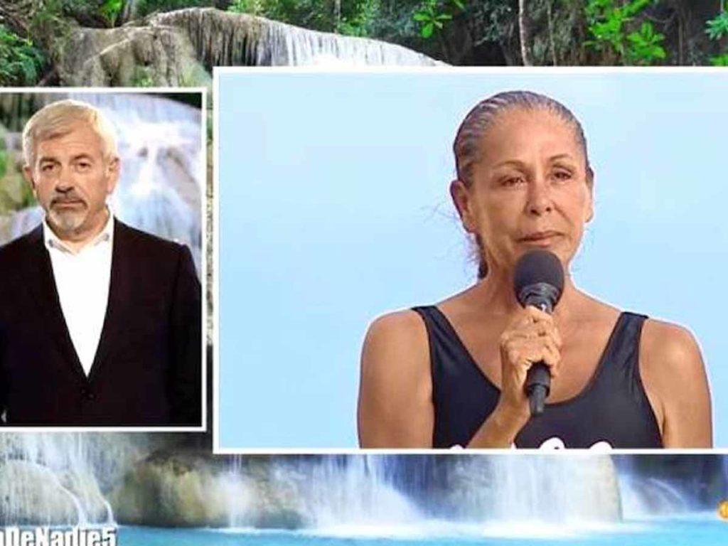 Isabel Pantoja Carlos Sobera