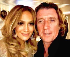 La gran noche de Colate con Jennifer López