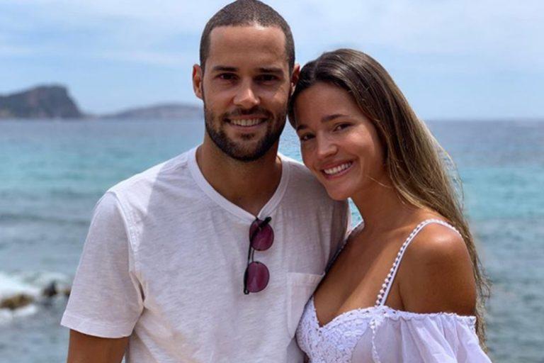 La confesión de Malena Costa al celebrar ocho años de amor con Mario Suárez