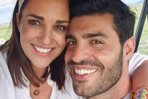 Fotos del día: La imagen íntima con la que Miguel Torres felicita a Paula Echevarría