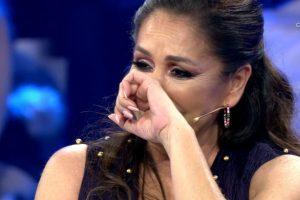 Las lágrimas de Isabel Pantoja por Kiko Rivera y Chabelita: «Ya está arreglado»
