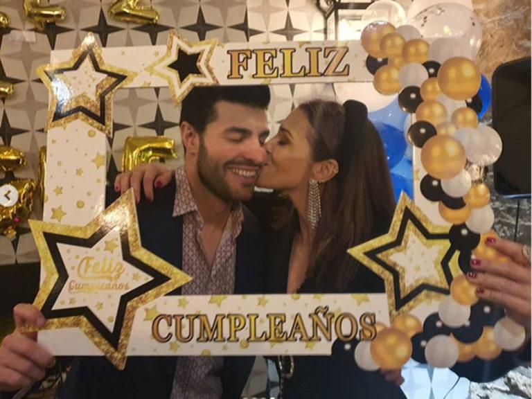 Fotos del día: Paula Echevarría sorprende a Miguel Torres con una gran fiesta