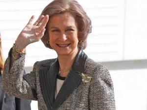 Así ha 'reinado' Doña Sofía en ausencia de su marido, el Rey Juan Carlos