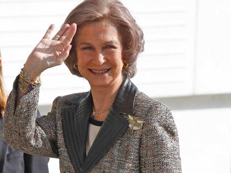 La Reina Sofía, más cerca de 'recuperar' Tatoi, el gran tesoro de su infancia