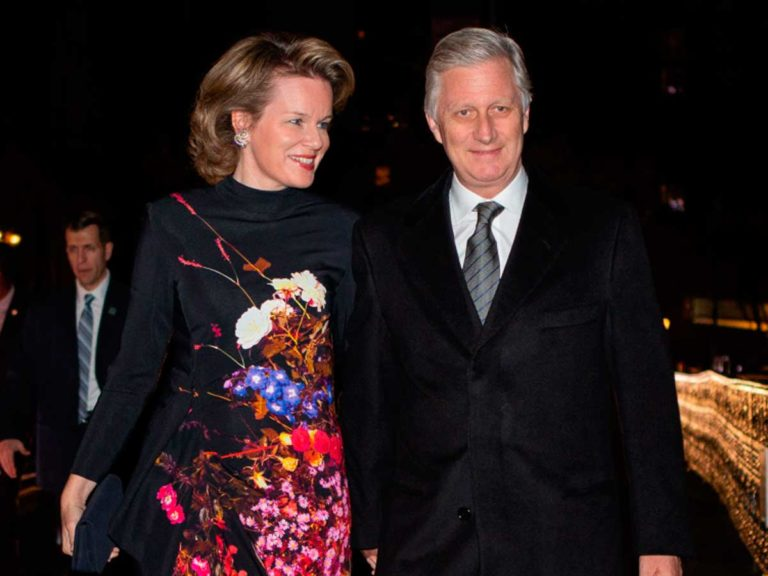 Matilde y Felipe de Bélgica conquistan Nueva York