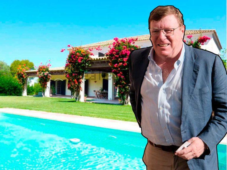 César Cadaval (Los Morancos) pone a la venta su casa en Sevilla por un millón de euros