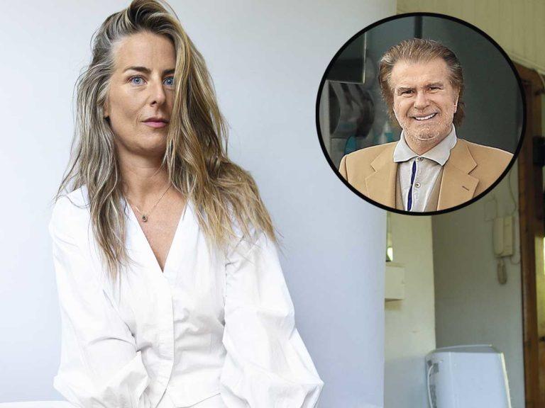 Gabriela Arrocet da la cara por su padre, Bigote Arrocet: «Terelu y Carmen nunca me dieron buena espina»