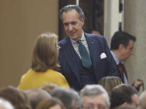Jaime de Marichalar vuelve a coincidir en público con los Reyes
