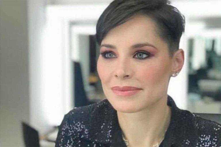 Fotos del día: El radical cambio de look de Soraya: ahora, rapada y de morena