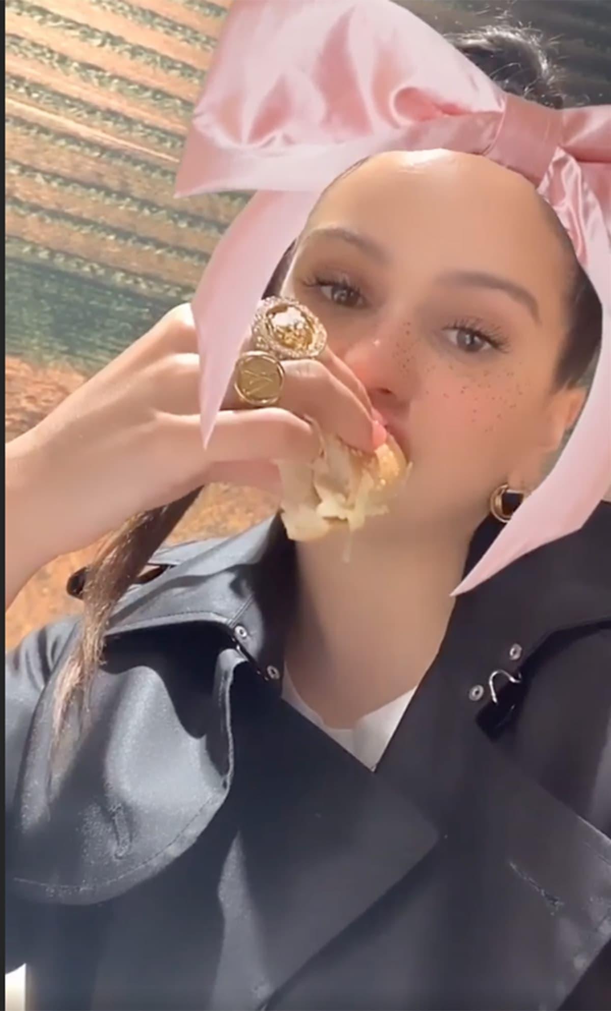 rosalia hamburguesa