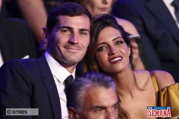Iker Casillas Sara Carbonero