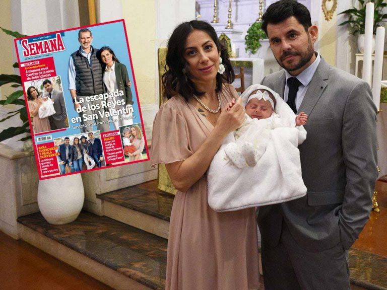 En EXCLUSIVA, entramos en el bautizo de la nieta de Julio Iglesias, la hija de Javier Santos