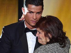 El novio de la madre de Cristiano Ronaldo, Dolores Aveiro, habla tras su derrame cerebral
