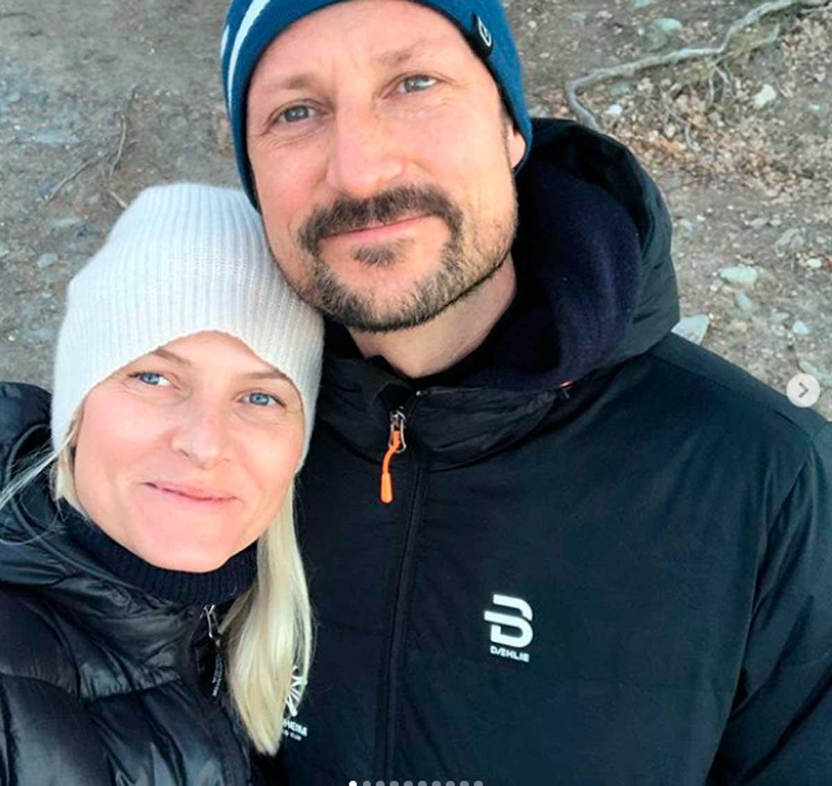 haakon de noruega, mette marit de noruega