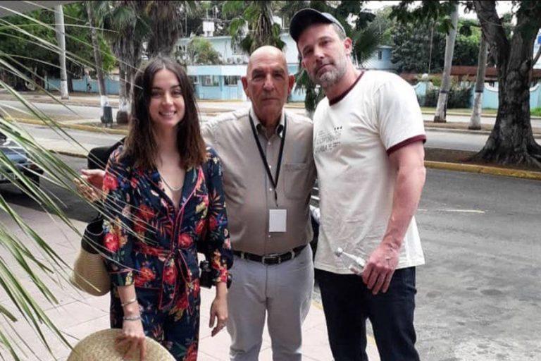 Ana de Armas muestra las fotos que Ben Affleck le hizo en Costa Rica