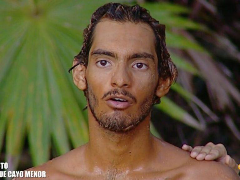 Supervivientes: Alejandro Reyes confiesa que ha hablado con Pepe Navarro