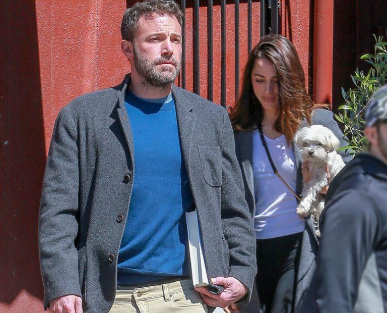 Ana de Armas y Ben Affleck, miradas de amor en Los Ángeles tras su romántico viaje