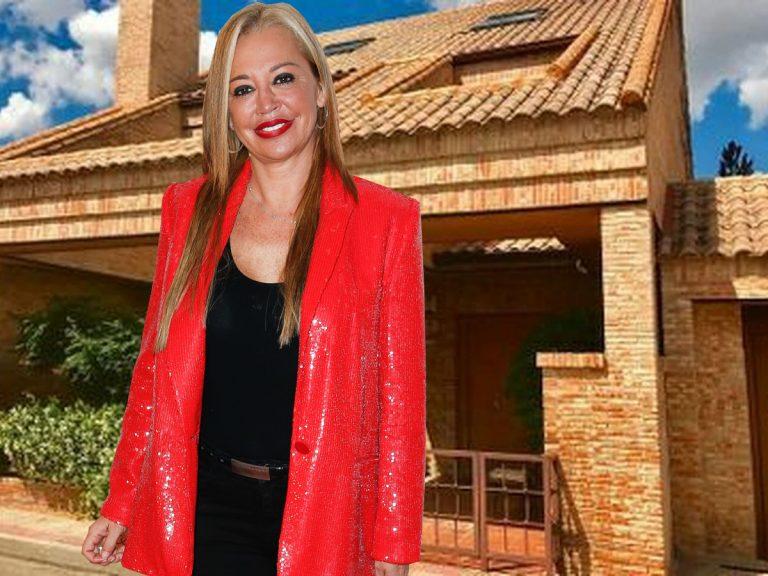 Belén Esteban entra en su nueva casa: ¿qué sorpresa le ha dejado Toño Sanchís?