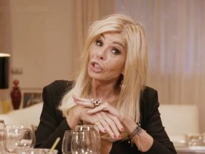 'Ven a cenar conmigo: Gourmet Edition': Bibiana Fernández: «Llevo 50 años sin comer»