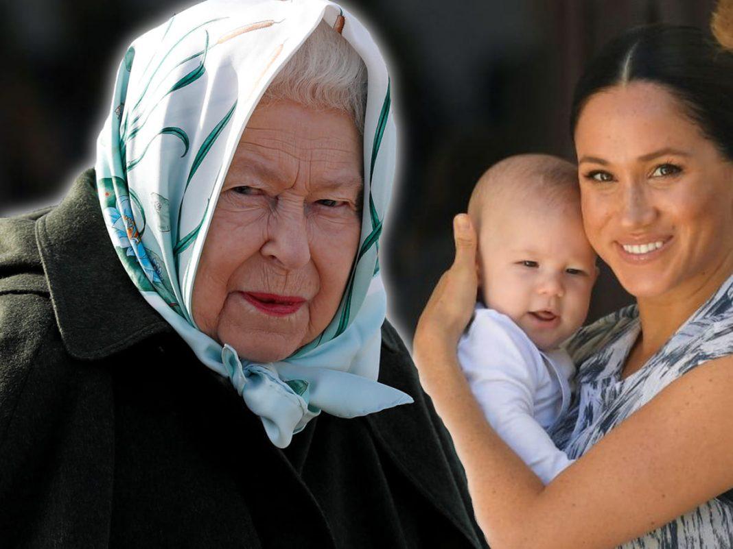 El Tremendo Disgusto De La Reina Isabel Ii Con Los Duques De Sussex