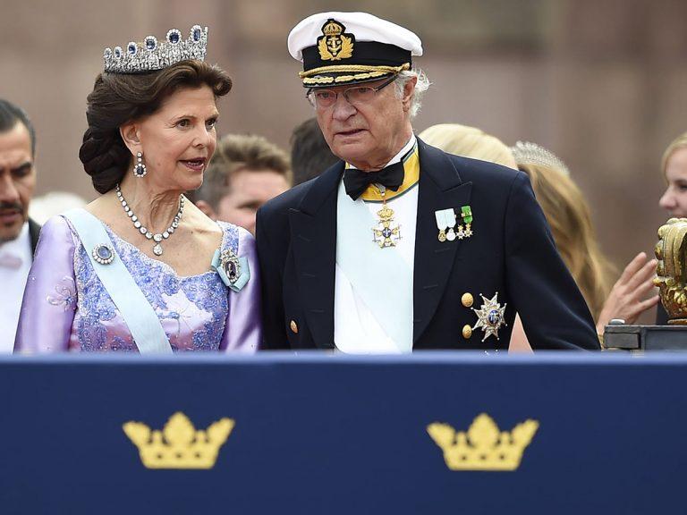 La familia real sueca cierra las puertas de palacio por miedo al coronavirus