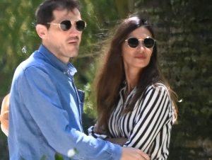 Iker Casillas y Sara Carbonero disfrutan de un fin de semana juntos en Valladolid
