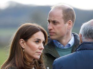 El duelo de los Duques de Cambridge y sus hijos tras la muerte de Felipe de Edimburgo