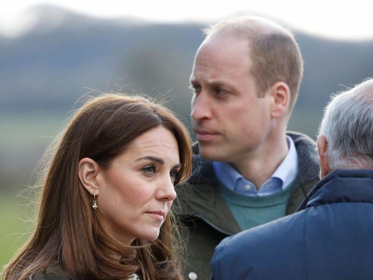 El Príncipe Guillermo y Kate Middleton envían un mensaje de apoyo a Boris Johnson