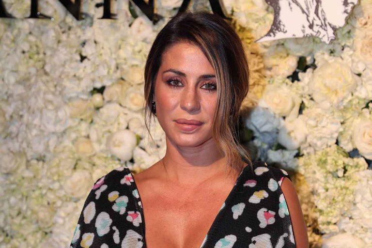 Elena Tablada ha sido madre de su segunda hija