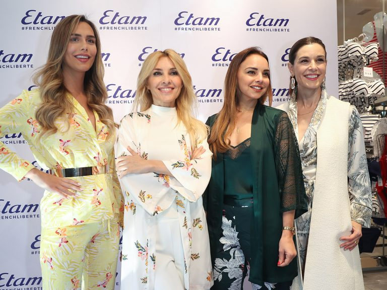 Semana se reúne con Chenoa, Cayetana Guillén, Raquel Sánchez Silva y Ángela Ponce