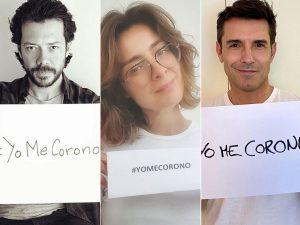 15 famosos unen fuerzas para recaudar fondos para buscar una cura al coronavirus